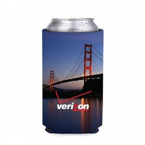 16oz Premium Foam Can Cooler-Full Color Sublimation
